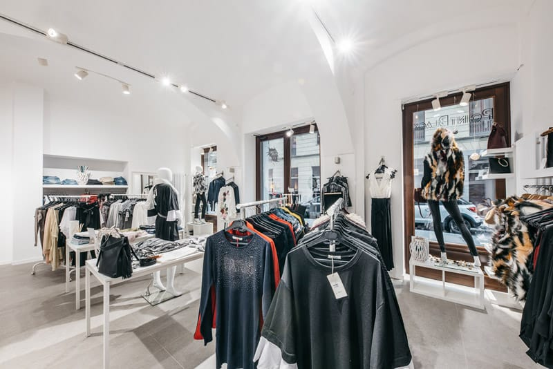 vendita negozi torino centro