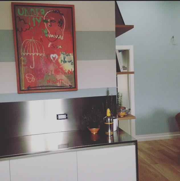 Zona Cucina Palazzo Lana Torino - Progetto Home, Ideas For Living - Home Design Torino - Torchio e Daghero - Impresa edile Torino e Provincia