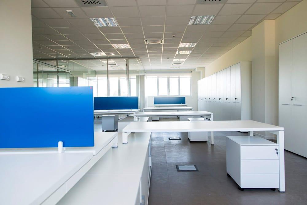 I nuovi interni degli uffici di corso cervi torchio for Corso arredatore interni
