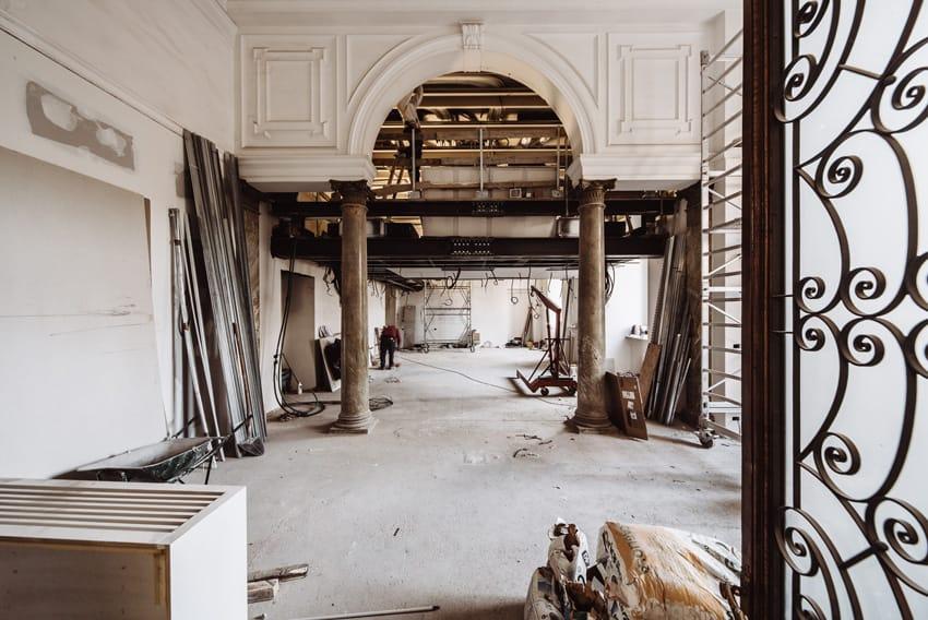 Ufficio A Ore Torino : Ristrutturazione palazzo della luce torino torchio daghero