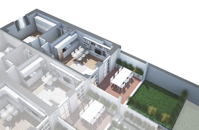 brescia 42 torino nuovi appartamenti loft torino