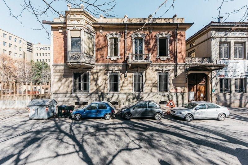 nuova villa torino palazzo pastiglie leone torchio e daghero
